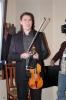 2012.02.27 Baráti Kristóf hegedűszólója a megnyitón