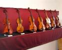 Hegedűkiállítás és megnyitó