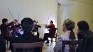 2018.09.28-30. Kiállítás a IX.Quartettissimo Nemzetközi Vonósnégyes Fesztiválról a Károlyi Kastélyban Fehérvárcsurgón