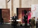 A Magyar Hangszertörténeti Kiállítás megnyitója a MÜPÁ-ban 2011.október 5-én