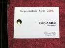 2006. Kiállítás a Győri Zsinagógában