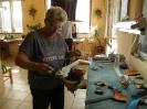 2011.04.29.Szászrégeni tanulmányút:Gligánál