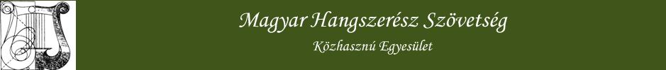 Magyar Hangszerész Szövetség
